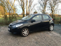 Mazda2 1.4 5dr diesel - 11mths MOT, £800+ spent (have receipts), incs Parrot MKi9200 Bluetooth Kit
