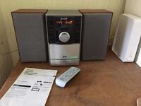 Sony DAB Micro Hi-Fi Stereo System