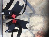 Baby jogger/Maxi Cosi car seat adapter