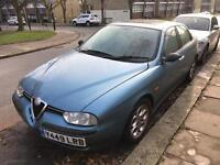 Alfa Romeo 156. Mot. Tax. LEATHER Free Insurance Warranty Guaranteed