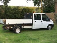 Ford transit tipper