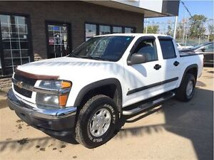 2008 Chevrolet Colorado LT CREW 4X4 130K!