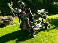 Golf Trolley (electric ride on)
