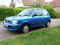 1999 Nissan Micra 1.0 16V Inspiration - Very Low Mileage
