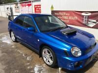 2002 Subaru Impreza wrx turbo