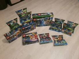 xbox1 lego dimensions Huge bundle all Brand new !!