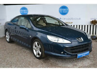 PEUGEOT 407 Can't get car finance? Bad credit, unemployed? We can help!