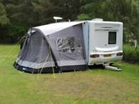 Fiesta AIR Porch Awning