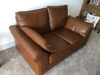 Sofas, set of two