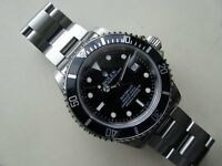 Rolex Sea Dweller 16600 Pre-Ceramic 'V' Serial Watch