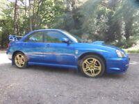 Subaru Impreza WRX 300 Limited Edition