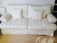 Two John Lewis sofas