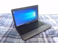 HP 655 Laptop Notebook - Back to School (6GB ram)