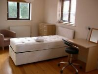 Large furnished room to rent in Littleport - available now - employed single person only