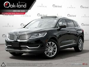 2018 Lincoln MKX Reserve Reserve|Tech Pkg+Low Lease & Fin Rates!
