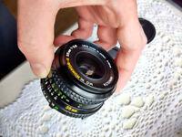 Minolta 35mm f2.8 lens for Sony nex or a7