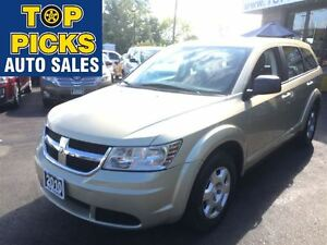 2010 Dodge Journey SE, FWD, 5 RIDER, POWER GROUP!