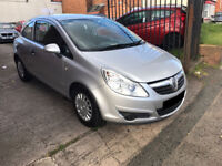Vauxhall Corsa 1.2i 16v 3dr - 2008, 12 Months MOT, 7 Services, 2 Owners From New, x2 Keys, Warranty!