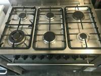 Diplomat Commercial Gas cooker and oven