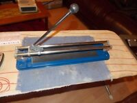 DUE MANY TIME WASTERS-400mm ECONOMY TILE CUTTER