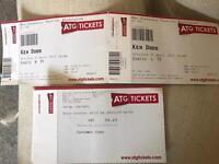 Ken Dodd ticket
