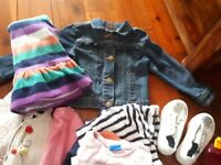 clothes bundle 2-3 years