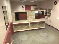 Hairdressing salon/office /retail shop for rent for just £80.00 PW