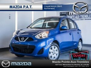 2015 Nissan Micra SV ** BLUETOOTH CRUISE AIR **