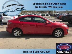 2011 Mazda MAZDA3 CRUISE,AC, FINANCE NOW!!!!!!