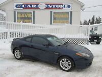 2008 Hyundai Tiburon GS SUNROOF!! 5 SPD STD!! AIR!! CRUISE!! ALL