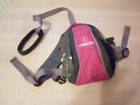 MOTHERCARE LITTLE LIFE REIN BACK PACK