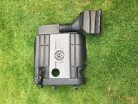 Vw scirocco r engine cover.