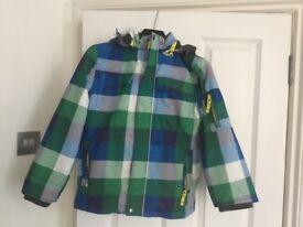 Boys Boden Ski Jacket