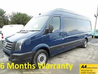 VW Crafter 35 2.0cc ALH 12