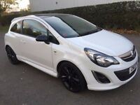 Vauxhall Corsa Limited Edition 1.2 16V 3dr 2013 ***Low Mileage