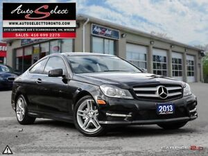 2013 Mercedes-Benz C-Class C250C ONLY 84K! **NAVIGATION PKG**...