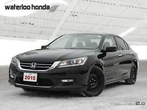 2015 Honda Accord EX-L 200,000 km Warranty! Bluetooth, Back U...