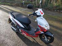Yamaha JOG RR, 2012, 49cc
