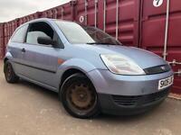 Ford Fiesta 1.4 Diesel Good Mot Cheap To Run And Insure £30 Road Tax Cheap Car !