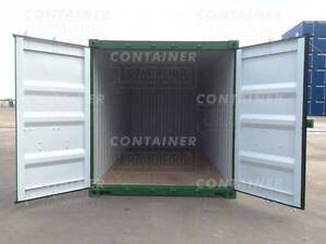 20'&40' New/Used Shipping Containers in Melbourne From $1590ExGST Melbourne CBD Melbourne City Preview