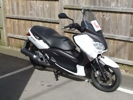 Yamaha XMAX 125 - Absolutely superb! NOW SOLD. THANK YOU