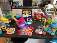 Toy bundle for babies