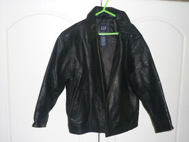 Childrens GAP Leather Jacket