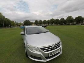 VW PASSAT CC 5 SEAT WITH FULL SERVICE HISTORY