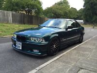 BMW e36 323i Coupe 2.5 M-Sport