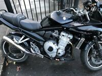2007 bandit 1250 for sale
