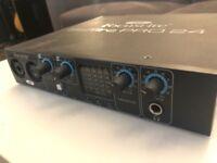 Focusrite Saffire Pro 24 - Firewire Audio Interface