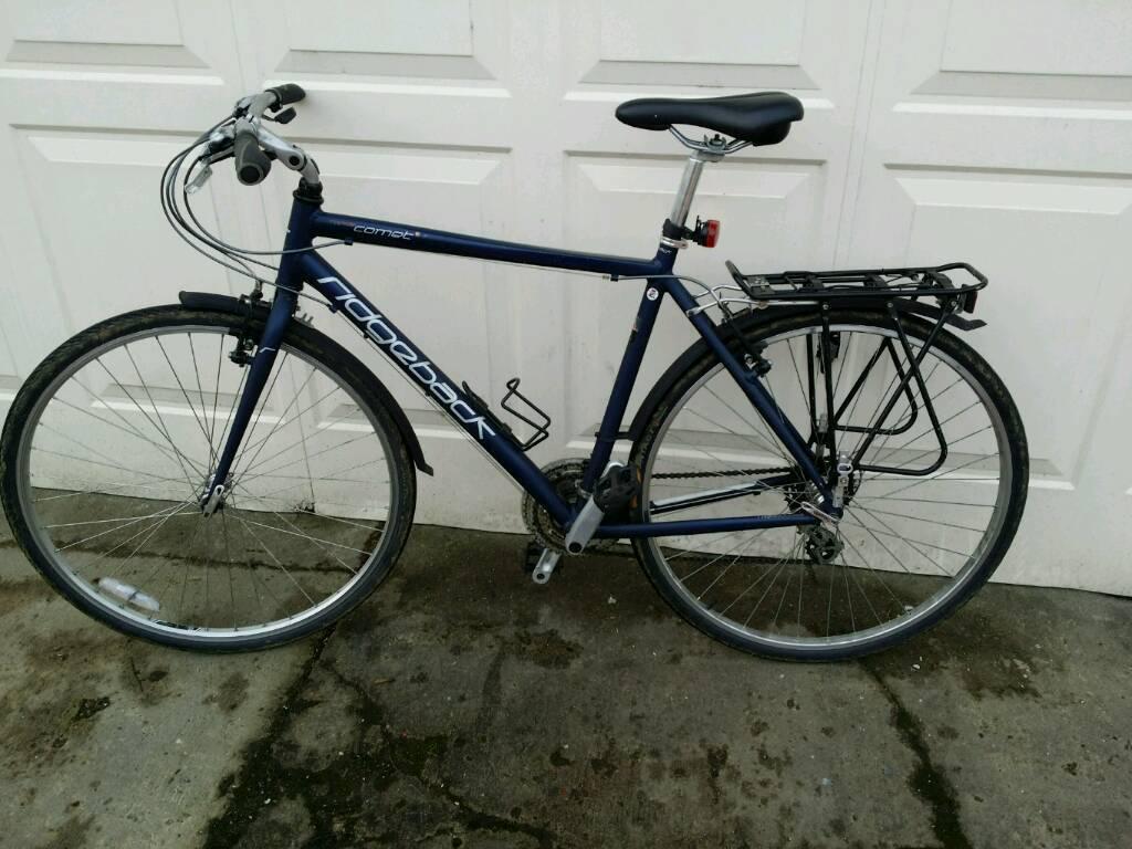 Ridgeback Comet Hybrid Bike In Carluke South Lanarkshire Gumtree