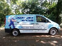 Pressure Washing Van plus Equipment