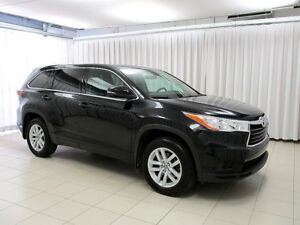 2016 Toyota Highlander WOW! WHAT MORE DO YOU NEED!? LE AWD SUV 8